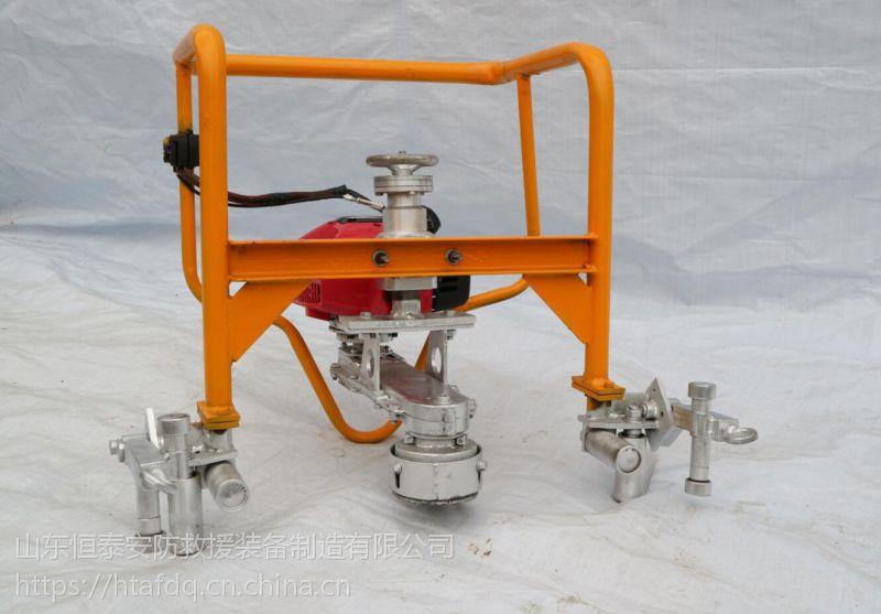 FMG-2型便携式内燃仿形打磨机