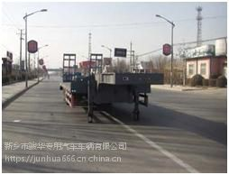 宁夏厂家生产平板式半挂车,质优价廉