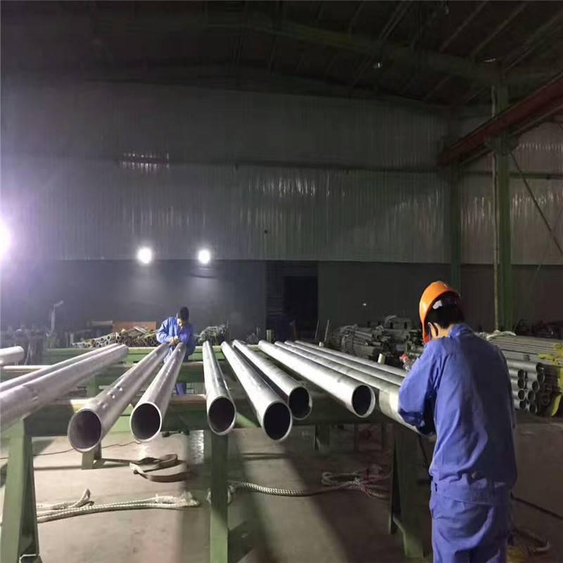 拉萨无缝不锈钢管321材质 114*4生产工艺