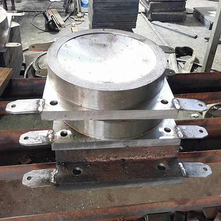 万向转动球形钢支座 九台市 陆韵 提供安装更换维护服务