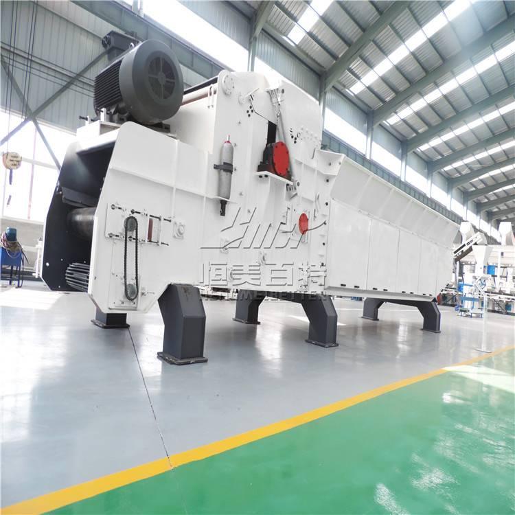 江苏大型除铁钉建筑模板粉碎机,竹胶板破碎机厂家