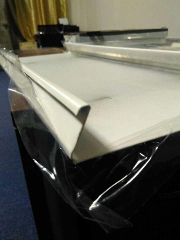 厂家供应S型铝条扣 加油站防风条扣铝天花