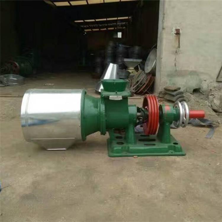 新宁县磨坊专用磨面机 小型多功能180磨面机 高效锥型面粉机
