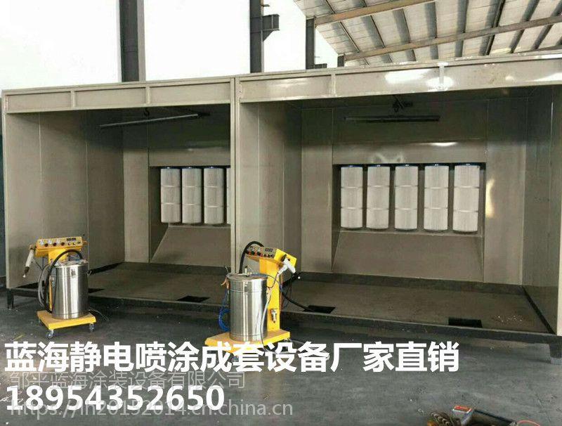 供应高温烘干房脉冲回收柜安装高温固化房蓝海厂家直销质量保证