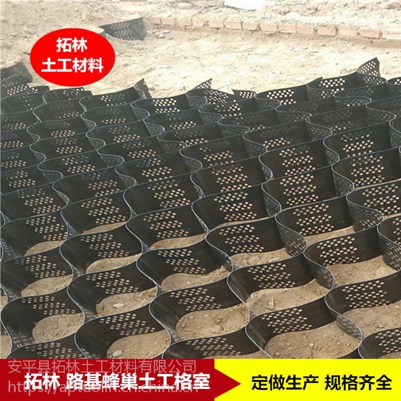 护坡蜂巢土工格室 专业土工格室生产厂家 土工格室价格