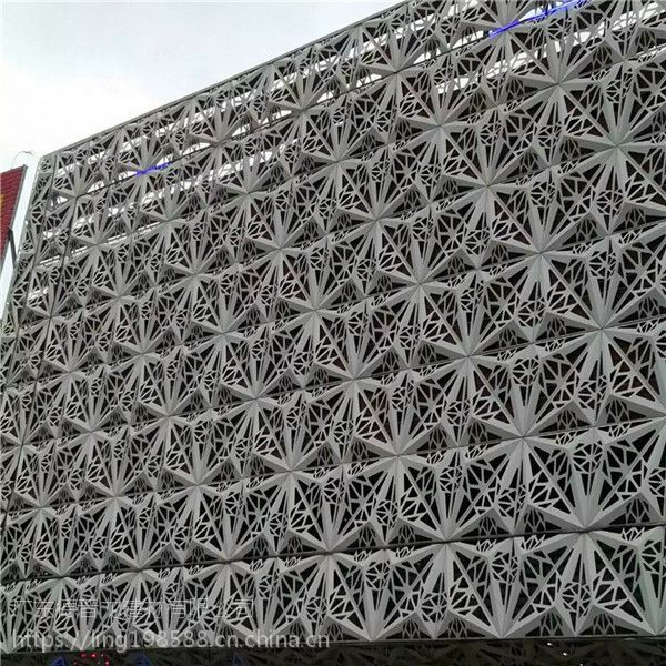 德普龙建材厂家直供 室内室外幕墙雕花雕刻铝单板