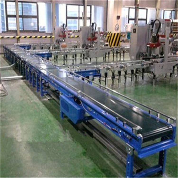一手货源 六九重工 厂销 揭阳 小型皮带输送机 输送带机器 快递输送流水线 带式传送机