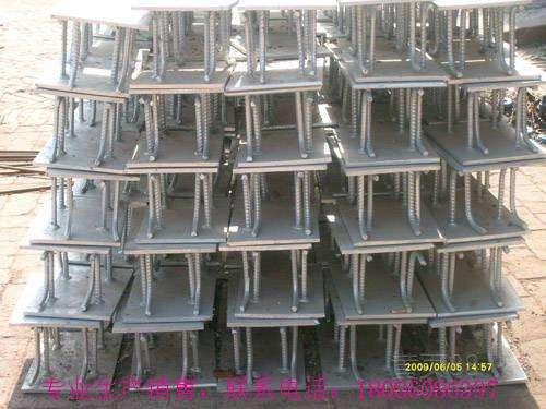 广西防城港钦州北海地脚螺栓预埋板件机械加工