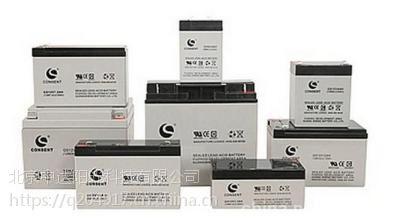 CONSENT蓄电池12V100AH 光盛电池GS12V100AH铅酸免维护全新原装