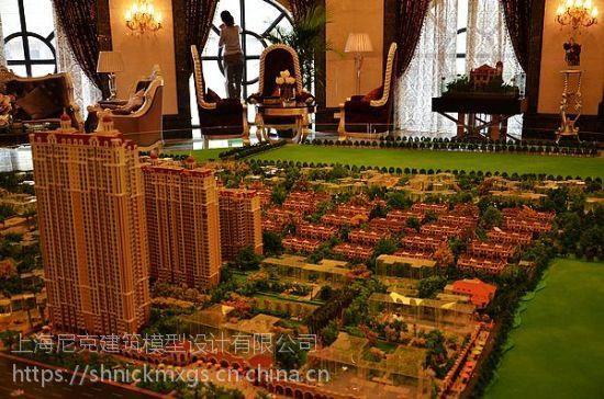 苏州模型制作昆山建筑模型 太仓沙盘模型上海尼克模型