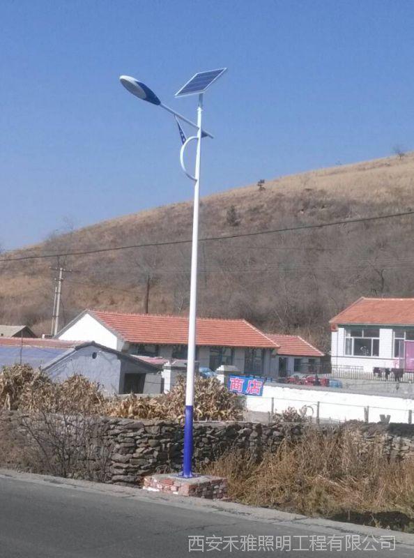 新疆石河子LED太阳能路灯、30瓦LED灯,乡村道路照明专用
