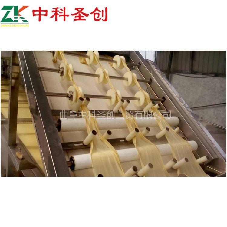 中山大中小型腐竹机设备生产线,全自动腐竹加工设备厂家直销教技术