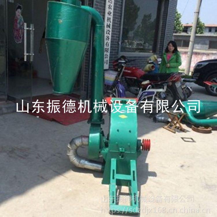 振德牌 ZD-340型饲料粉碎机 多功能锤片式粉碎机 粮食加工机械 畅销