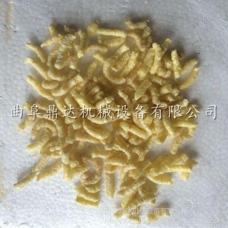 多功能食品膨化机 五谷杂粮食品膨化机 空心棒机 多用大米小米 玉米粒膨化