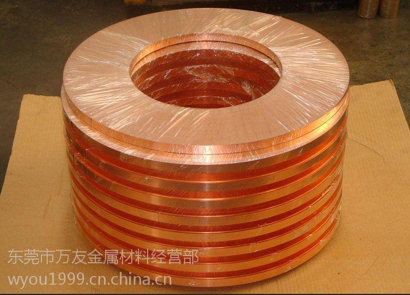 洛阳洛铜0.1*200mm退火软态紫铜箔T2国标高纯紫铜带现货