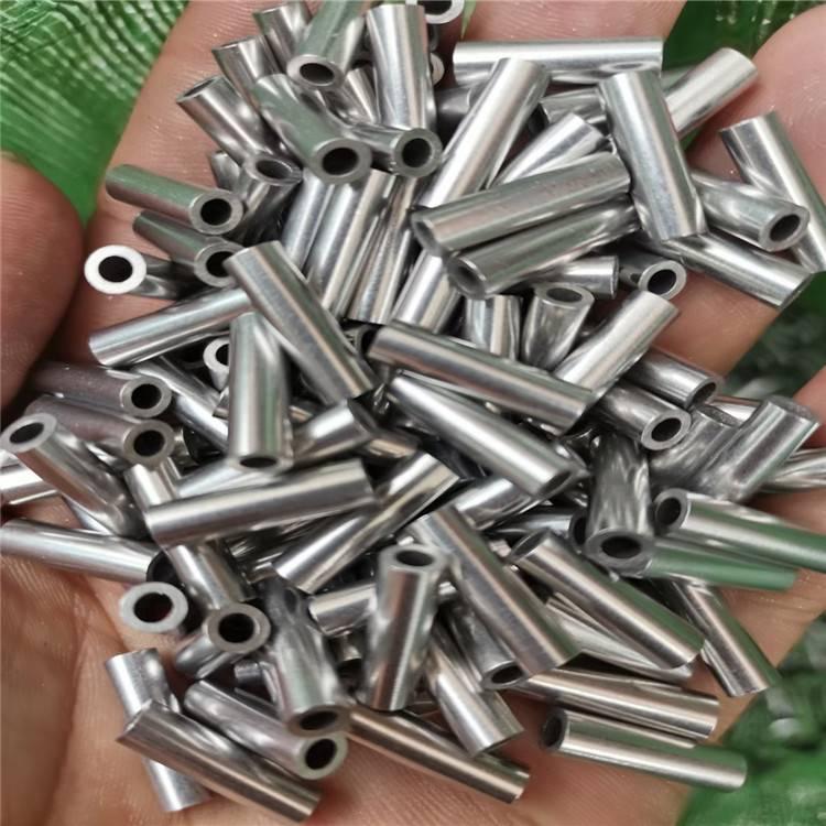 氧化铝管 国标6063无缝铝管 规格齐全