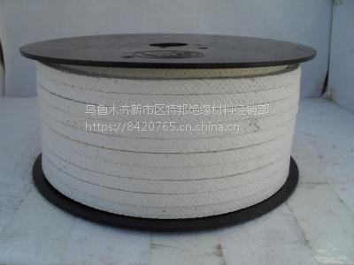 新疆乌鲁木齐绝缘材料厂家品牌直销高水基盘根化工石化电力耐油