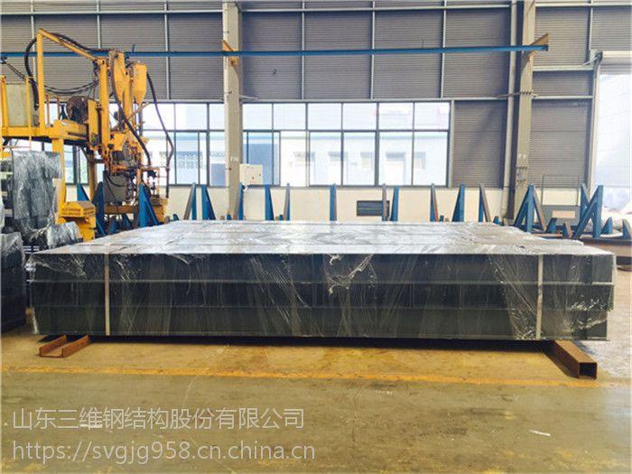 钢结构平台出口加拿大 多年钢结构外贸经验