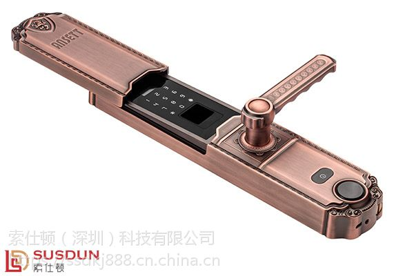 浙江高端智能锁招商代理|相比于传统机械锁,索仕顿高端智能锁有何优势