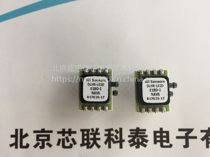DLVR-L02D-E1NJ-C-NI3F液体工作站±500pa数字压力传感器