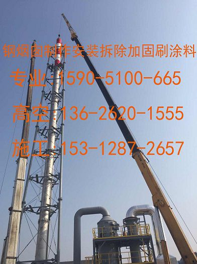 平邑县烟囱安装烟气在线检测专用Z型爬梯工程新建质量好