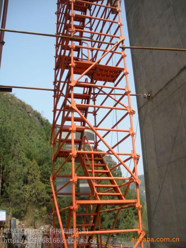 a云南通达厂家直销 批发生产 安全爬梯 室外爬梯