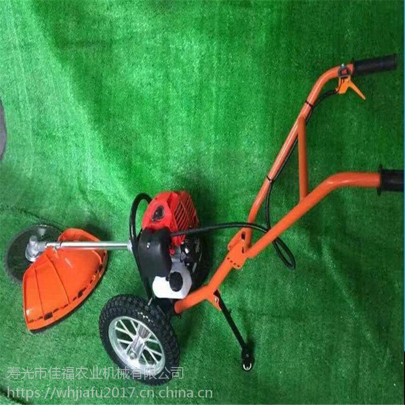 河南丹参药材专用背负式除草机 华泰背负式割草割灌机