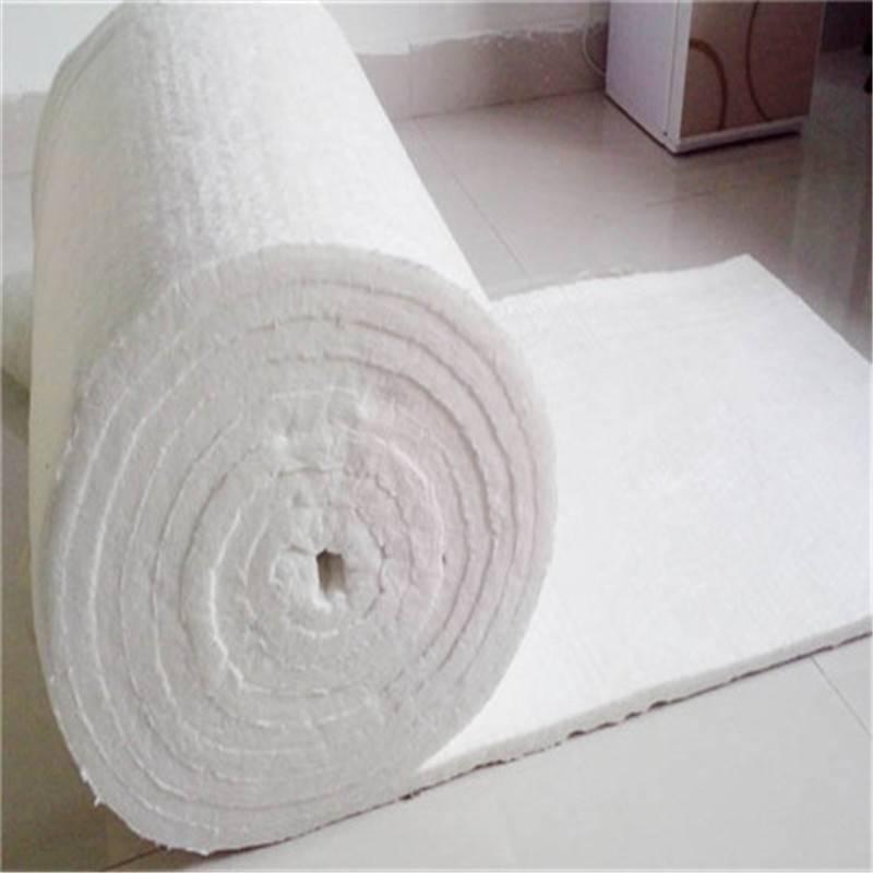 厂家销售硅酸铝保温毯 9公分硅酸铝耐火毯