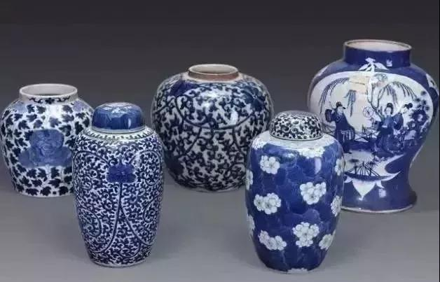 瓷器收藏中的民窑瓷器,画风活泼题材广泛