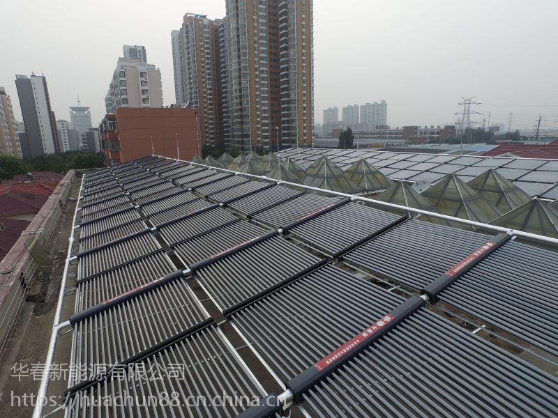 大型罐头产业用水需求 华春太阳能集热工程完美解决用水问题