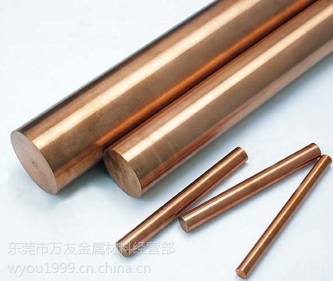 锻打35mm紫铜棒不定尺切割 国标t2紫铜圆棒