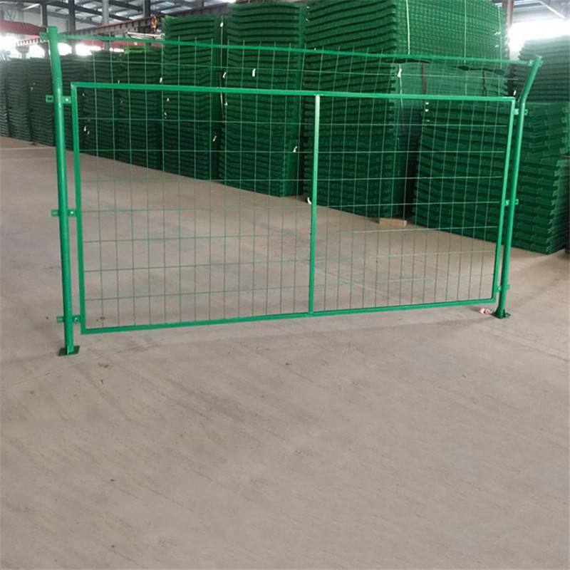 防护网围栏 养殖铁丝网 陕西道路护栏网