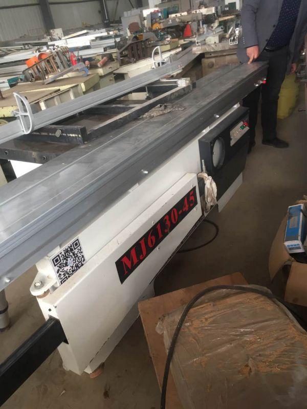 出售二手木工机械/砂光机/精密锯/冷压机等
