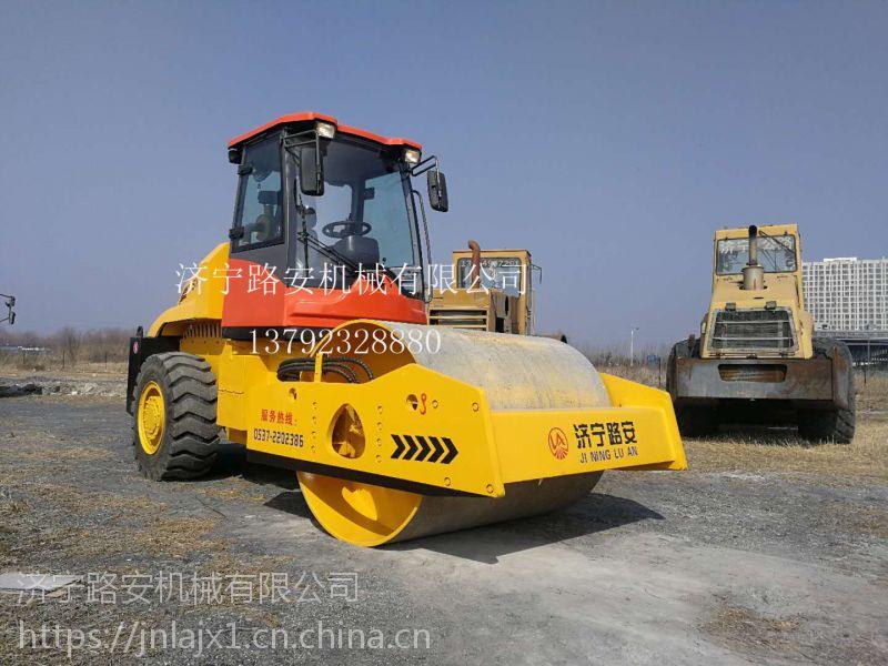 ***新款8吨单钢轮小型压路机