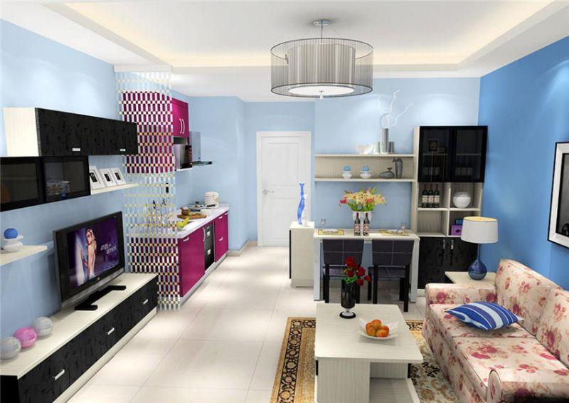 小别墅装修,家庭装修户型,装修设计预算横山图片