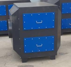 首信环保活性炭废气净化器活性炭吸附器工作原理