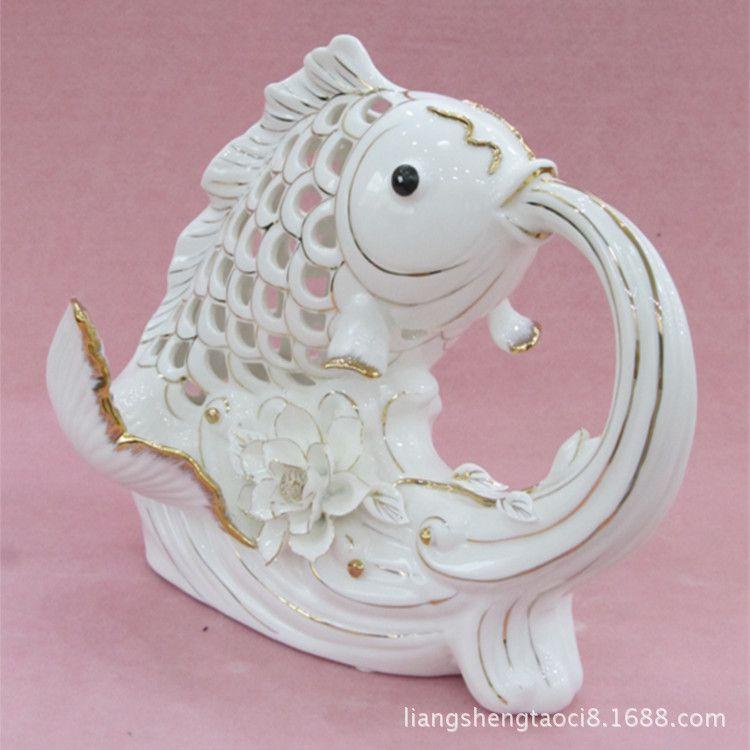 家居摆件陶瓷象