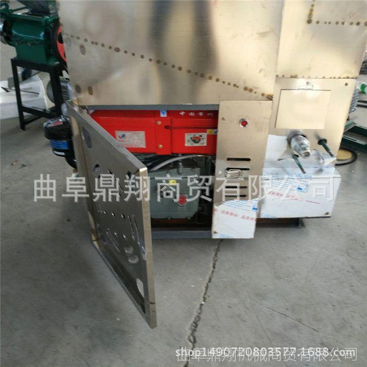 杂粮麻花膨化机 鼎翔牌汽油膨化机 多功能食品膨化机一台起批