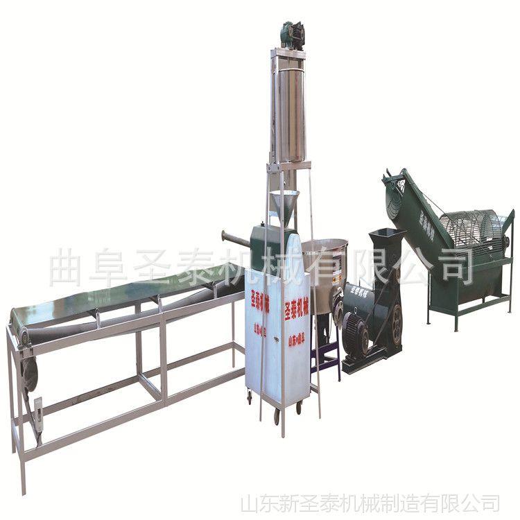薯类下粉条的机械 粉条加工设备 红薯粉碎机