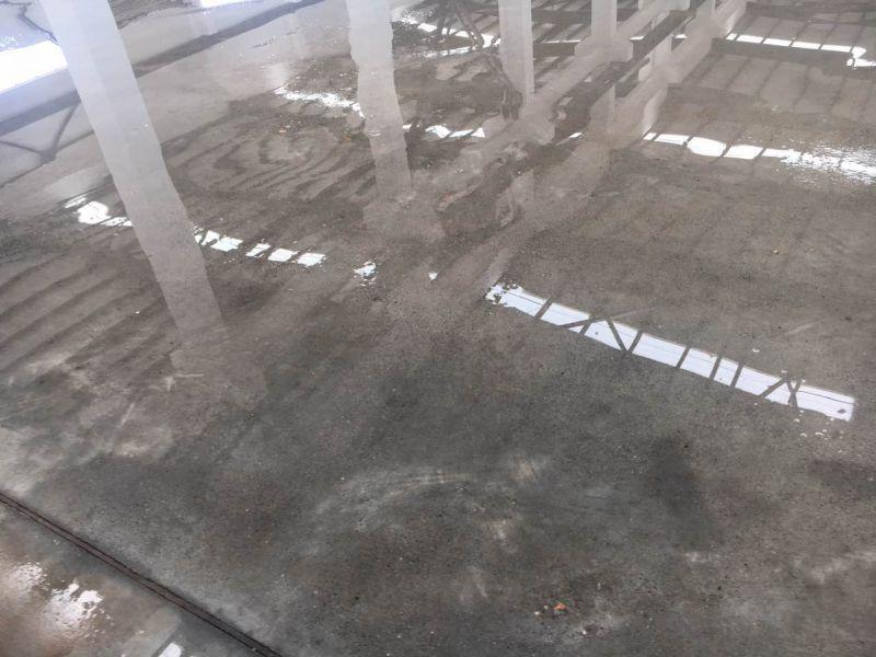东莞混凝土起砂处理-厚街地面打磨抛光