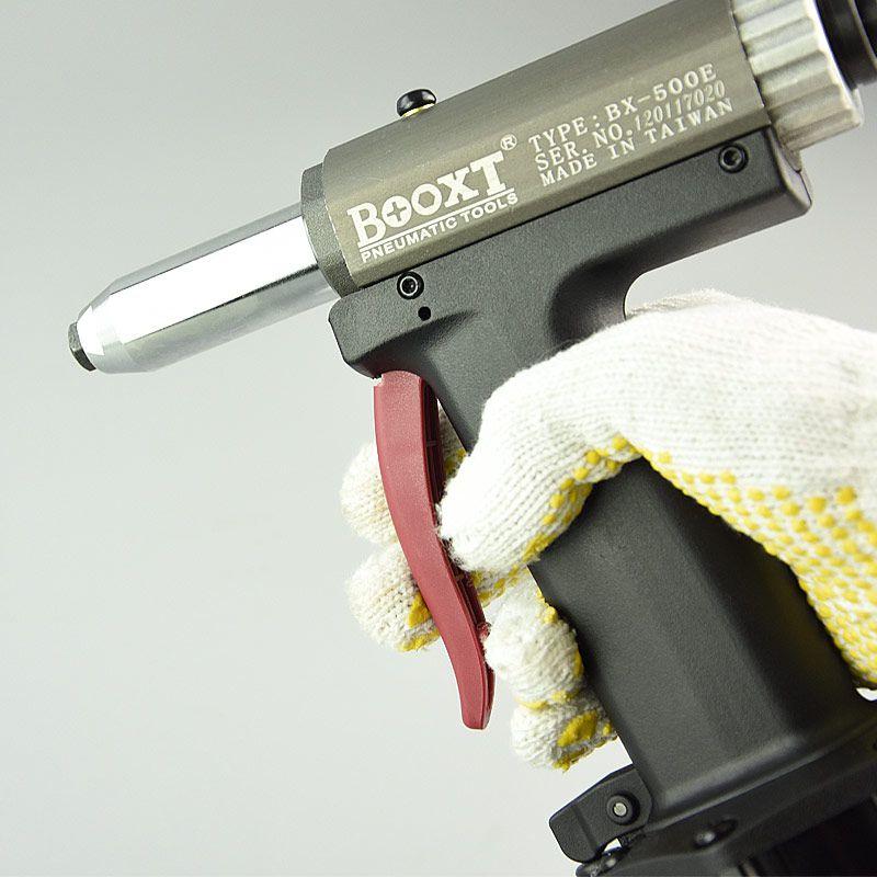 抽芯铆钉枪BOOXT正品BX-500E气动铆钉枪4.8不锈钢气动拉钉枪包邮