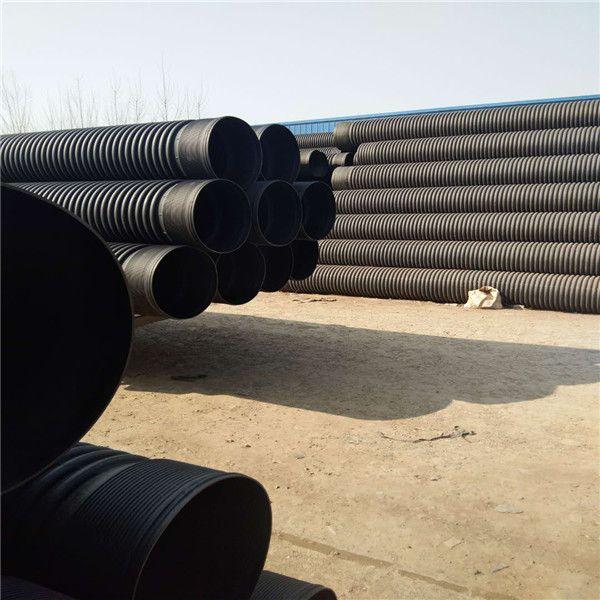 鹤岗市DN1200双壁波纹管/钢带管厂家生产