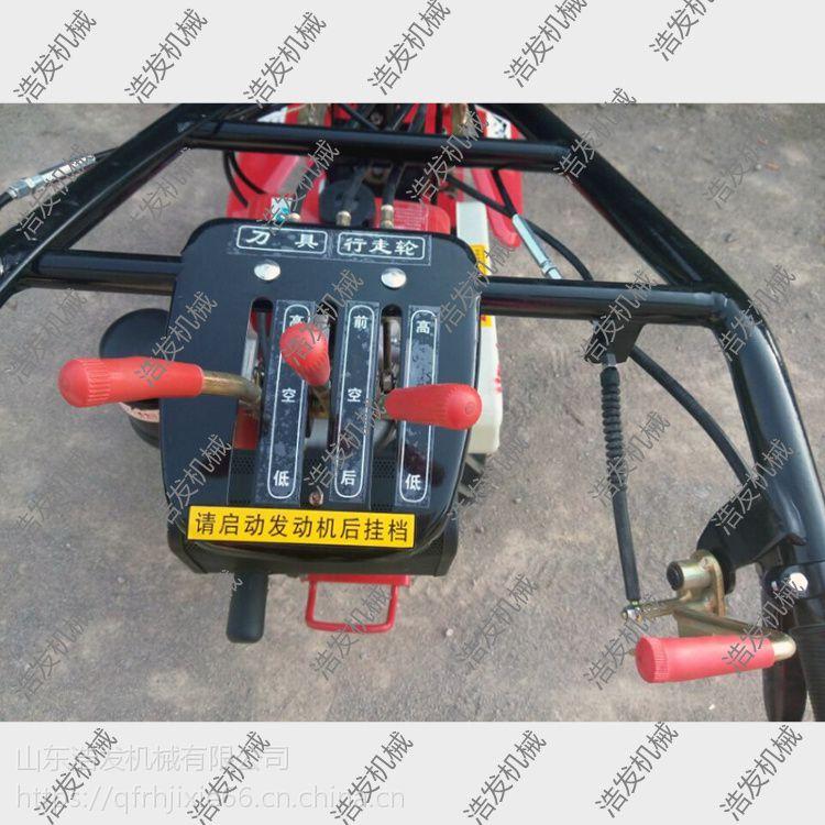 农用种植机械 自走式田园管理机
