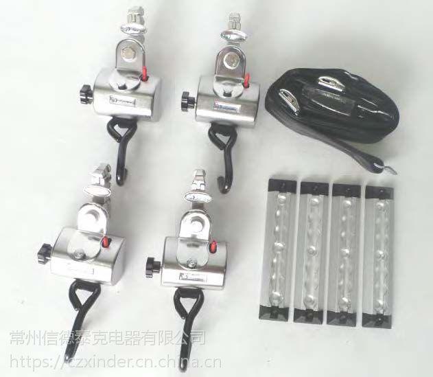供应X-801-1汽车电动手动轮椅锁止设备