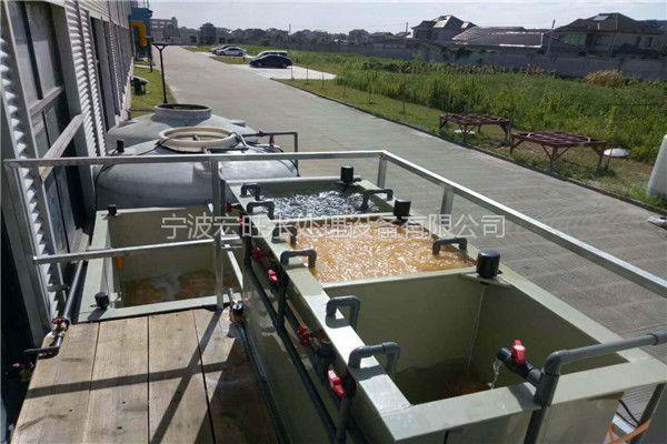 宏旺3T/D重金属废水处理设备,宁波污水处理设备厂家