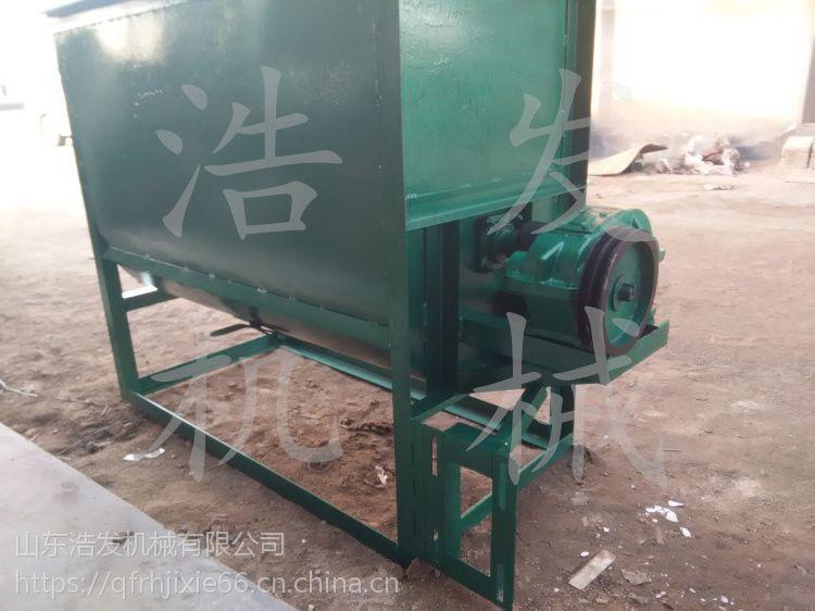 牛羊饲料拌料机 大型卧室混料机厂家 加工定做饲料机械