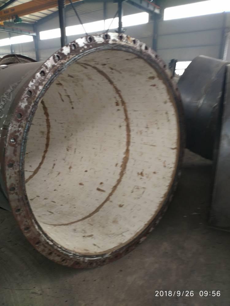 泰拓耐腐蚀耐磨陶瓷弯管的设计、制造和验收原则