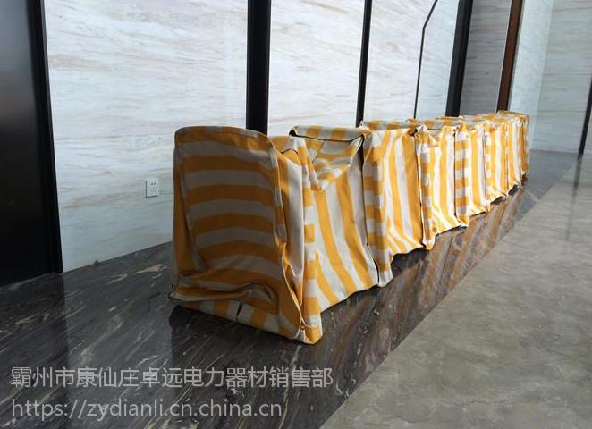 充水式折叠挡水墙 堵水墙 应急救援可折叠充水式挡水墙 棉麻纤维