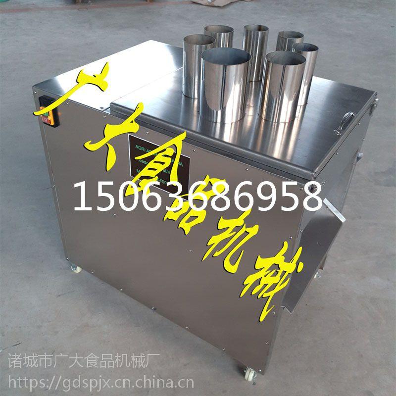 电动不锈钢果蔬切圆片机莲藕黄瓜切片机切莲藕片机器
