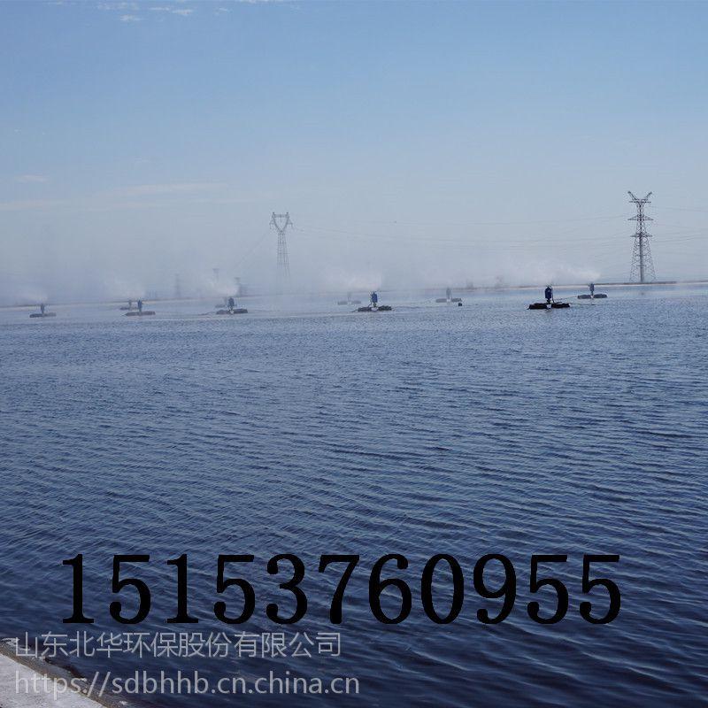 风清环保北京电厂工业园区污水蒸发处理器蒸发塘